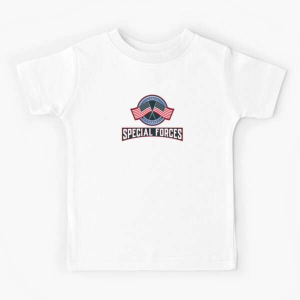 Special Forces Kids T-Shirt