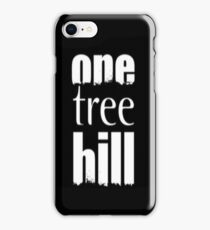 One Tree Hill  iPhone Case/Skin