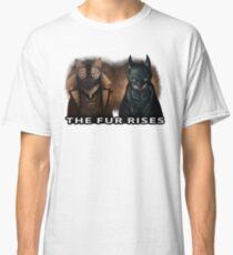 The Fur Rises Classic T-Shirt