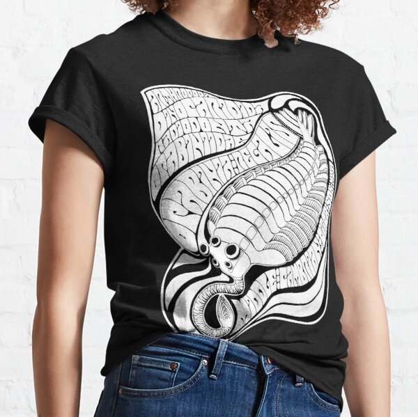 Psychedelic Opabinia Classic T-Shirt