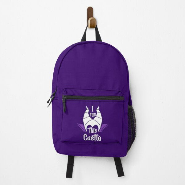 I Run This Castle Backpack