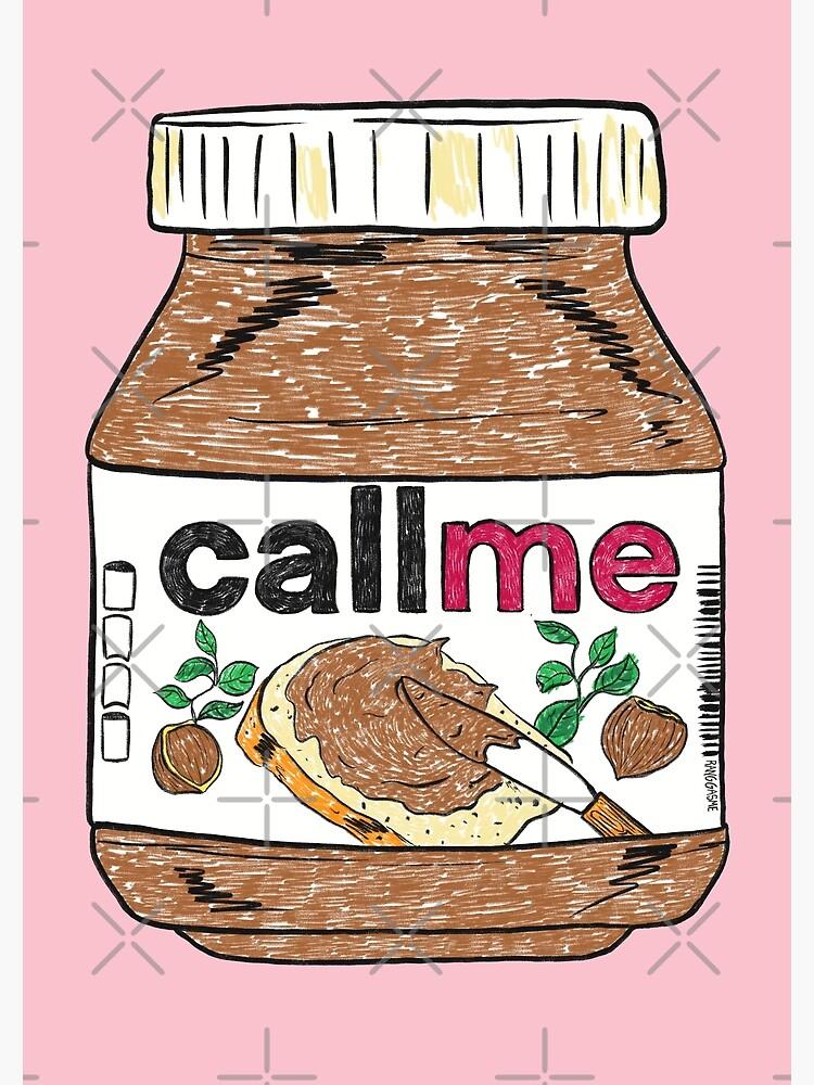 Call Me - Baby Pink by Ranggasme
