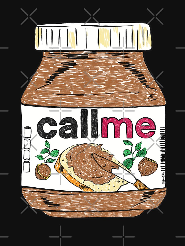 Call Me - Black by Ranggasme