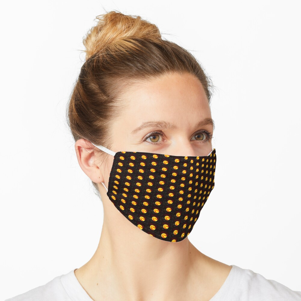 Flight to the Moon  Mask