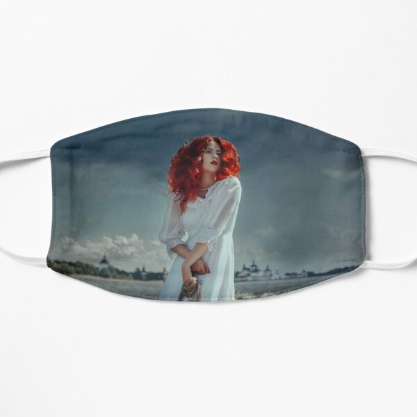 Mermaid Flat Mask