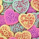 Valentine Heart Cookie by Maria Dryfhout
