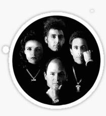 Seinfeld New Album Is Lit Sticker