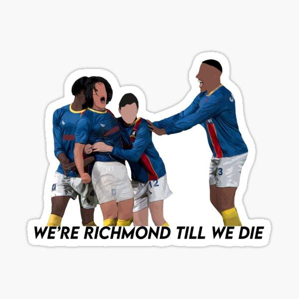 Équipe de football Sticker