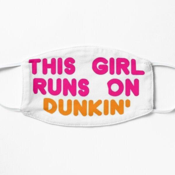 Cette fille court sur Dunkin, Charlie Damelio Masque sans plis
