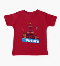 Splatfest Team Future v.2 Kids Clothes