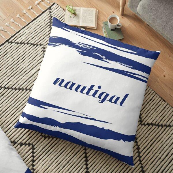 NautiGAL Floor Pillow