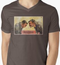 There will be Drainage Men's V-Neck T-Shirt