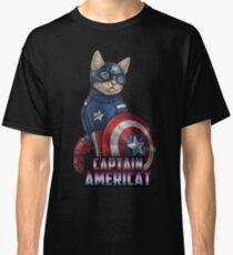 Captain Americat Classic T-Shirt