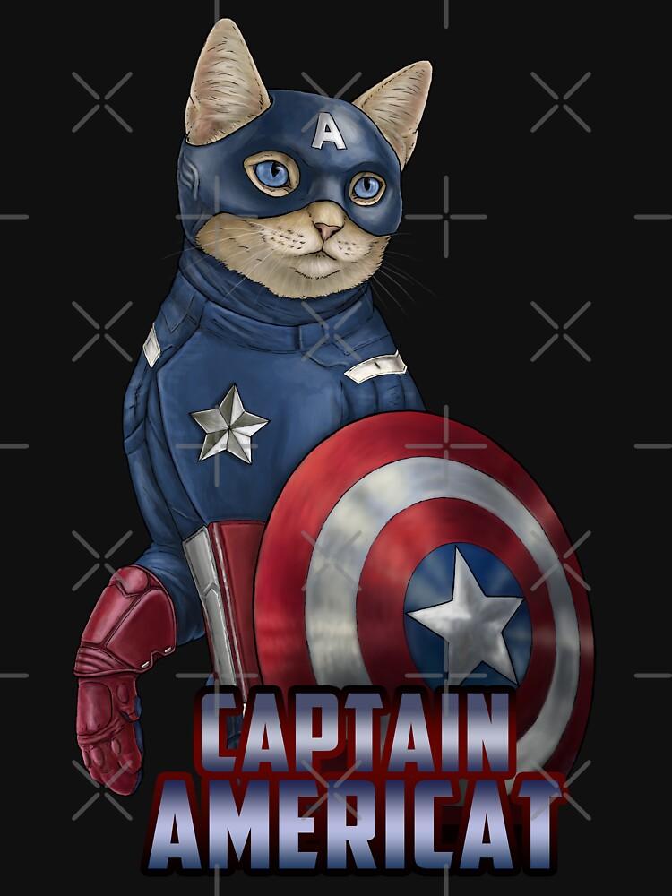 Captain Americat | Unisex T-Shirt