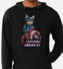 Captain Americat Lightweight Hoodie