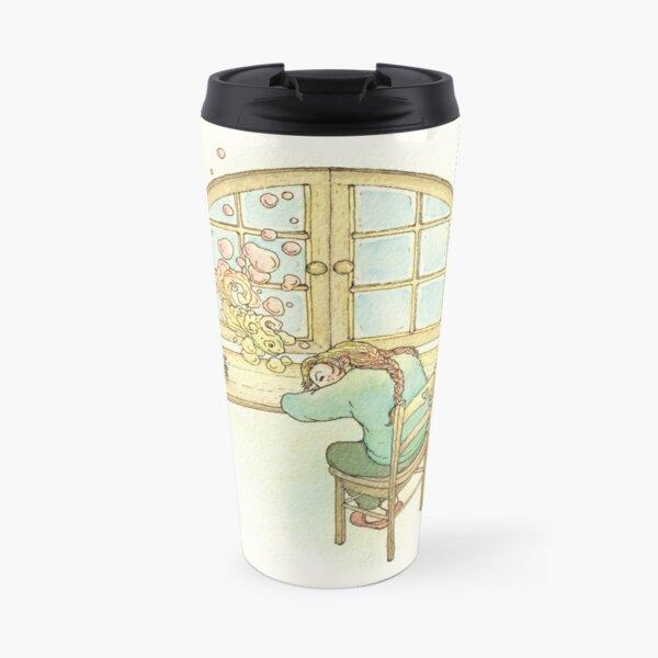 "Small ""Fish-Dream"" Travel Mug"