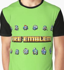 GBA LORDS | Fire Emblem Graphic T-Shirt