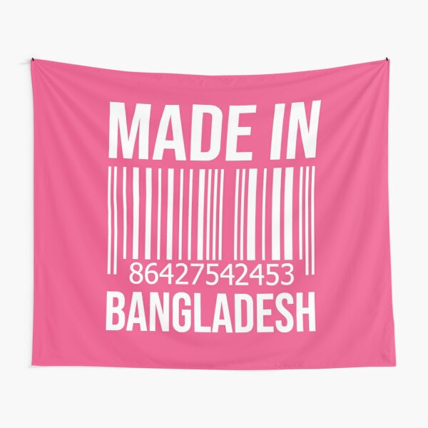 Made in Bangladesh for Women Tapestry