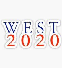 WEST2020 Sticker