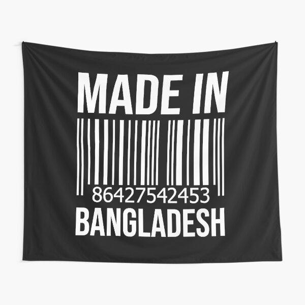 Made in Bangladesh Tapestry