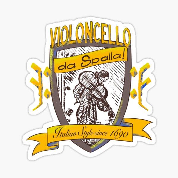 Torelli da Spalla Shield Sticker