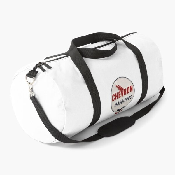 BEST SELLER - Chevron Gasoline Merchandise Duffle Bag