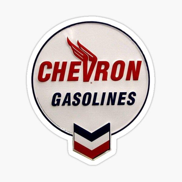 BEST SELLER - Chevron Gasoline Merchandise Sticker