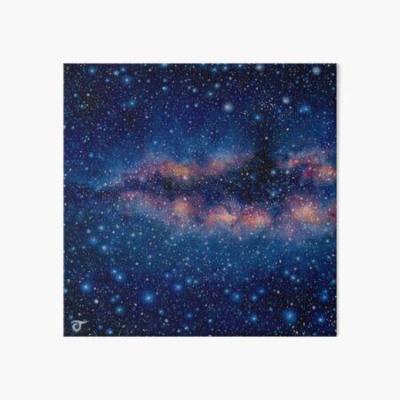 Look into eternity Art Board Print