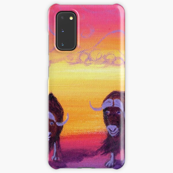 """Musk Ox Trio"" Samsung Galaxy Snap Case"