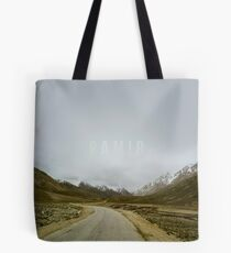 Pamir Grey Tote Bag