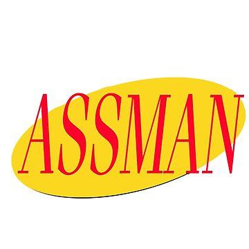 Assman  by barrelroll1