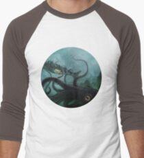 Camiseta ¾ estilo béisbol El Nautilus