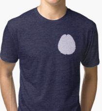Pastel Brain Tri-blend T-Shirt