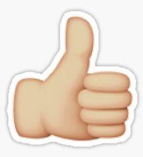 Thumb Emoji 1 Sticker
