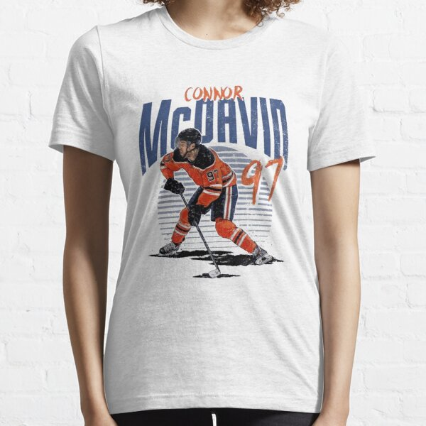 Connor McDavid 97 for Edmonton Oilers fans Essential T-Shirt