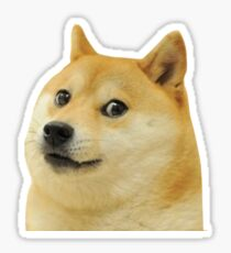 doge lmao Sticker