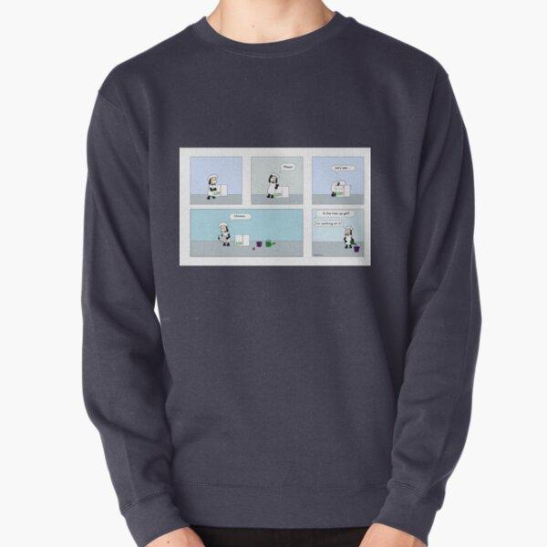 christmas tree Pullover Sweatshirt