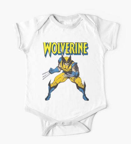 Marvel Wolverine Kids & Baby Clothes