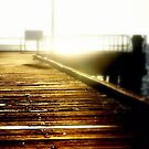 Old Pier by cjcphotography