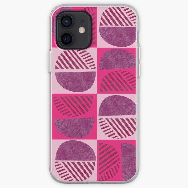 GEOMETRIC PATTERN iPhone Soft Case