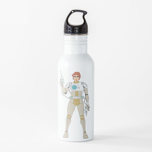 Capitaine Flam (Captain Future) Water Bottle