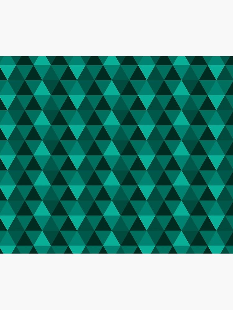 Emerald Quilt by SumGuyCincy
