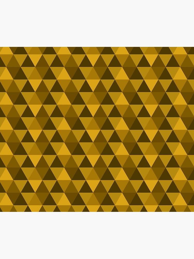 Gold Quilt by SumGuyCincy