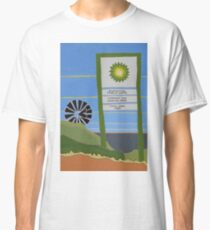 Stuart Highway Attractions! Classic T-Shirt