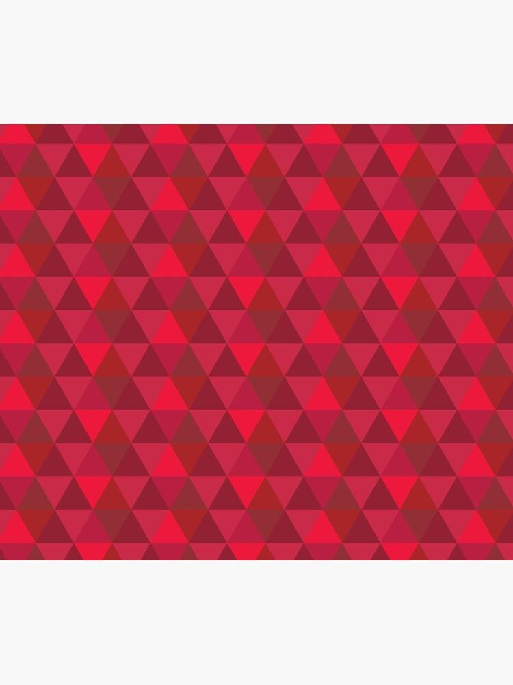Red Quilt by SumGuyCincy