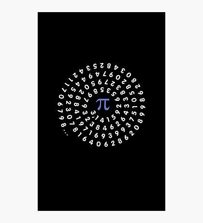 Circumference Pi VRS2 Photographic Print