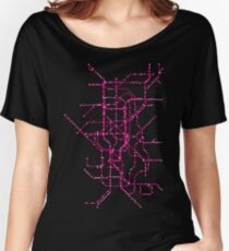 The Tube Women's Relaxed Fit T-Shirt