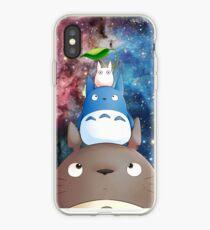 totoro galaxy iPhone Case