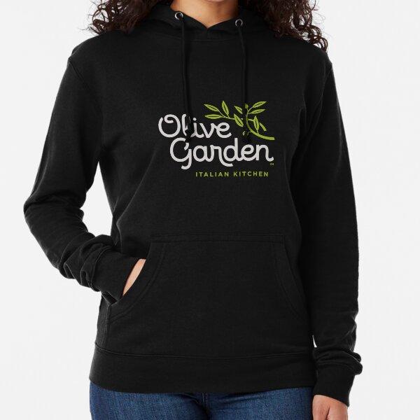 olive garden Lightweight Hoodie