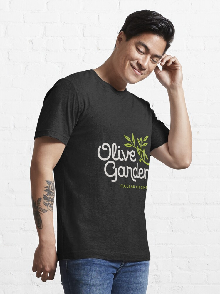 Alternate view of olive garden Essential T-Shirt